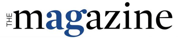 The Magazine Logo