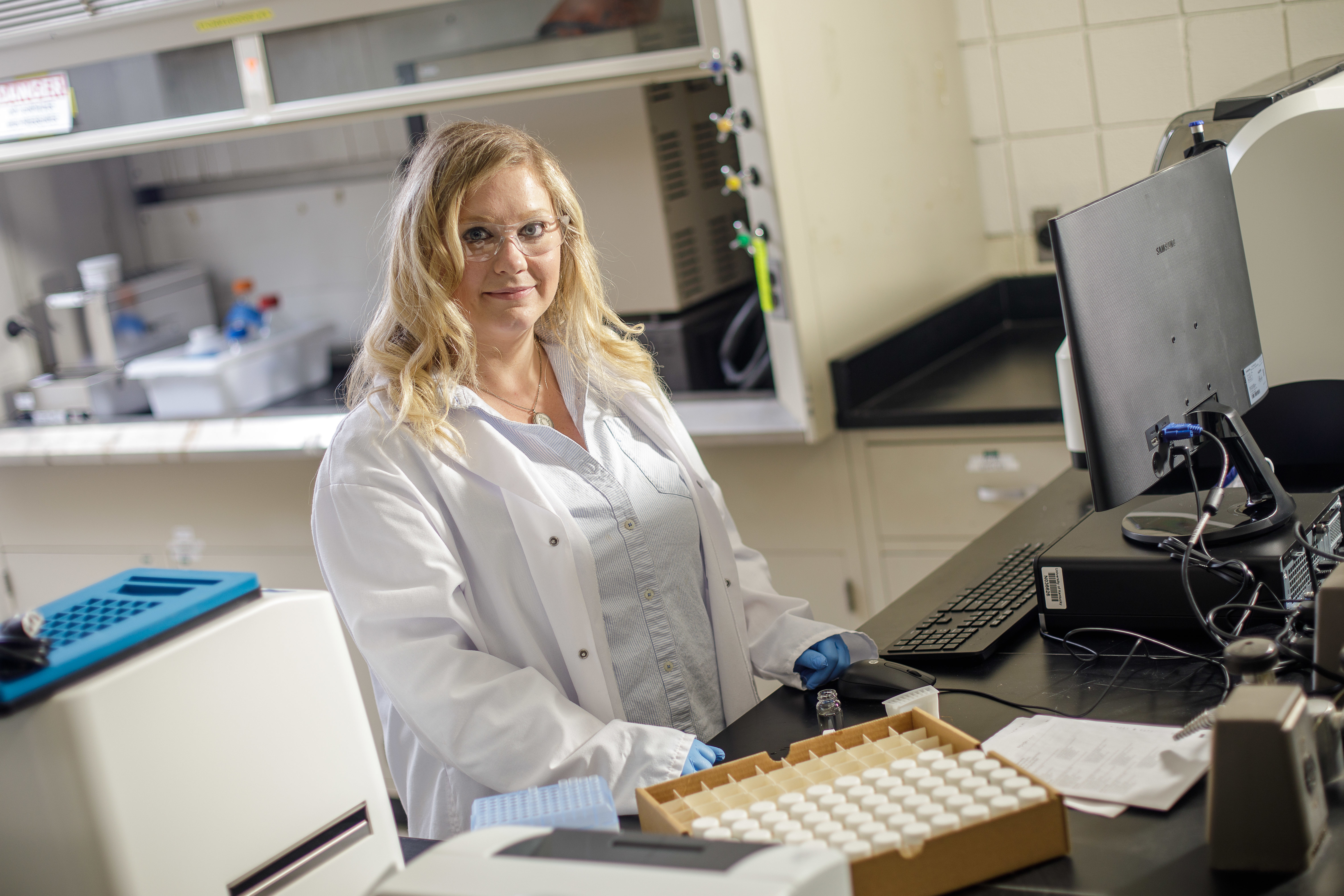 Messer studying low-cost water treatment options with prestigious NSF award