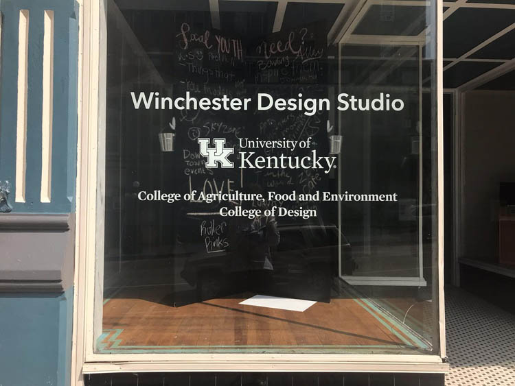 Design Studio Winchester is visionary town and gown collaboration