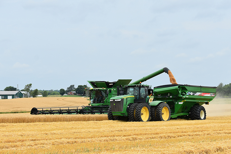Kentucky grain farmers adapt to new climate normals