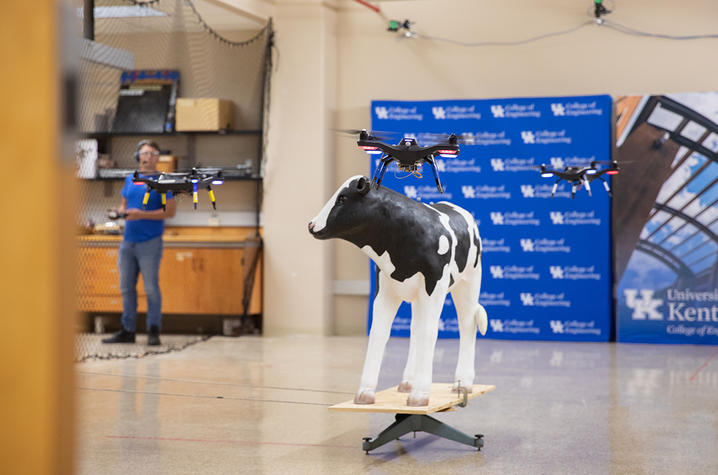 Could Drones Save Cows? Why UK Research Team Thinks So