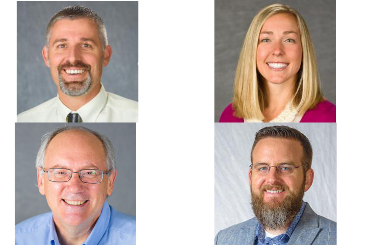 CAFE faculty honored for teaching, service