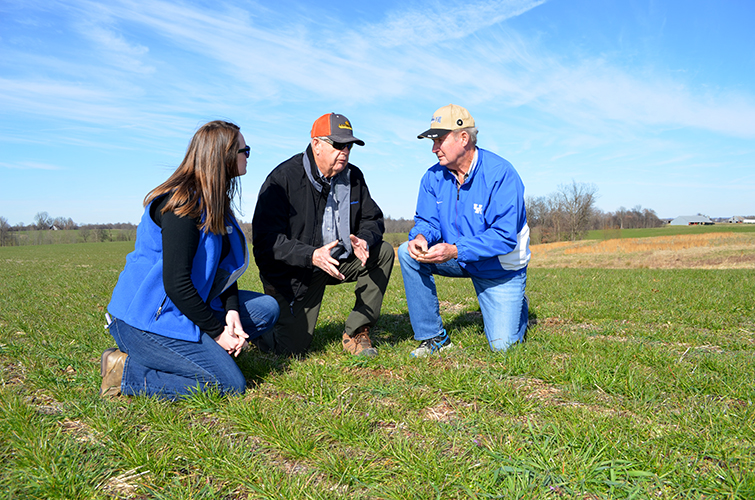 Fragipan field day to feature Kentucky producer's farm