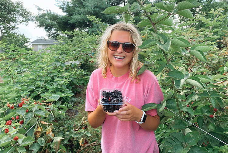 Project allows UK student to positively impact her community