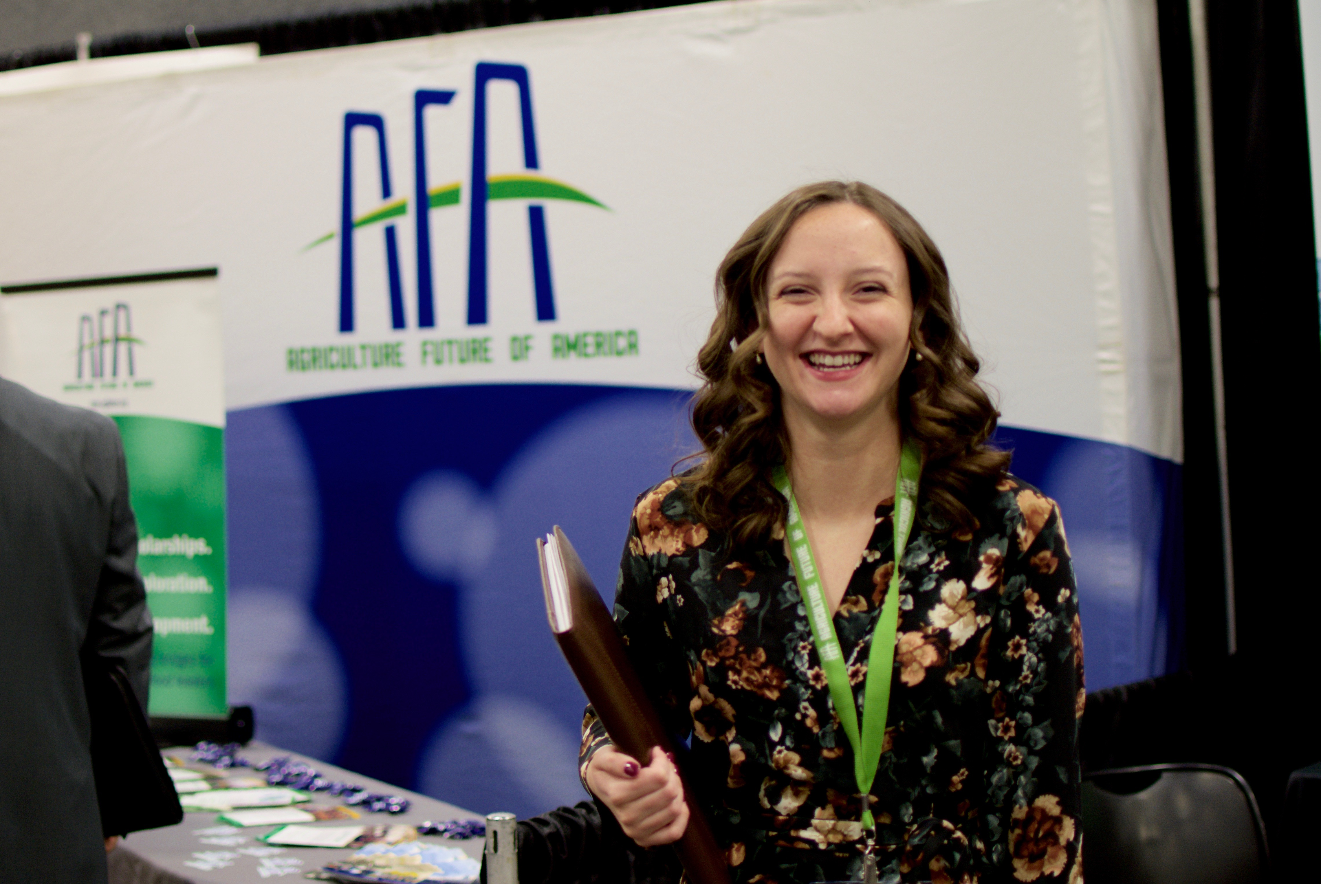 Top UK students attend AFA Leaders Conference