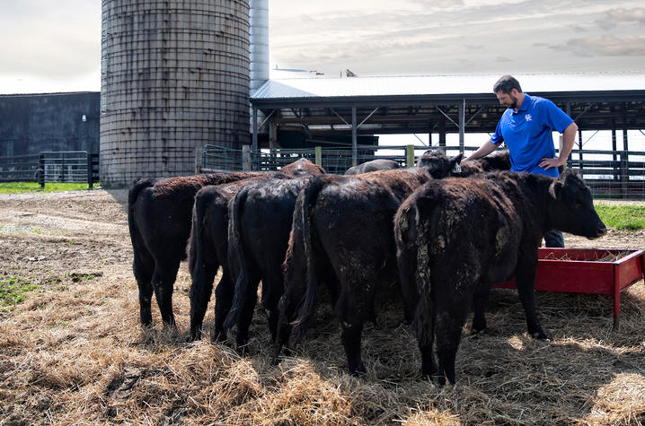 From Football to Farming: UK Alum Jacob Tamme Takes on New Challenge
