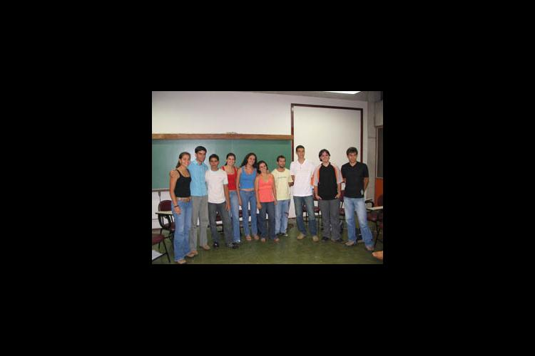 Biosystems Ag Engineering Students