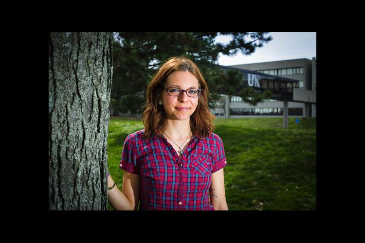 Sarah Barney, '14 Natural Resources and Environmental Science