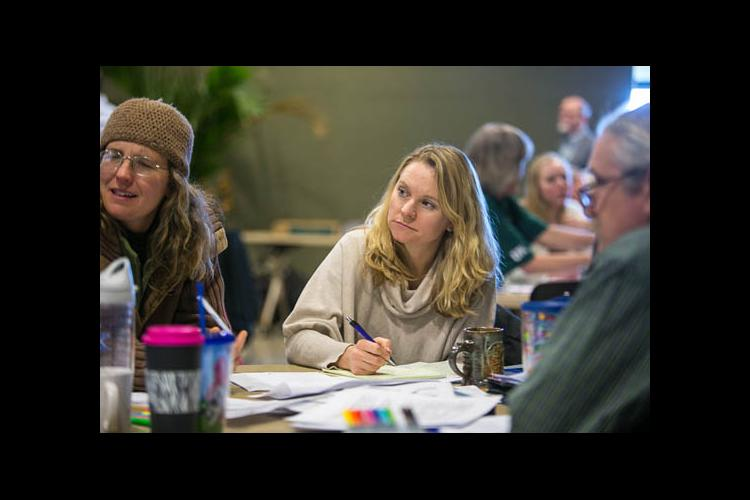 Franklin County team makes plans to grow a local food system.