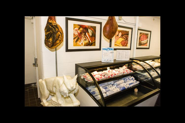 The UK butcher shop will have its grand opening Feb. 8.
