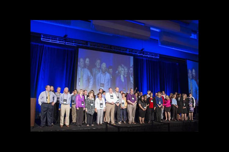 2015 State Star Award winners at ASBDC Conference in San Francisco