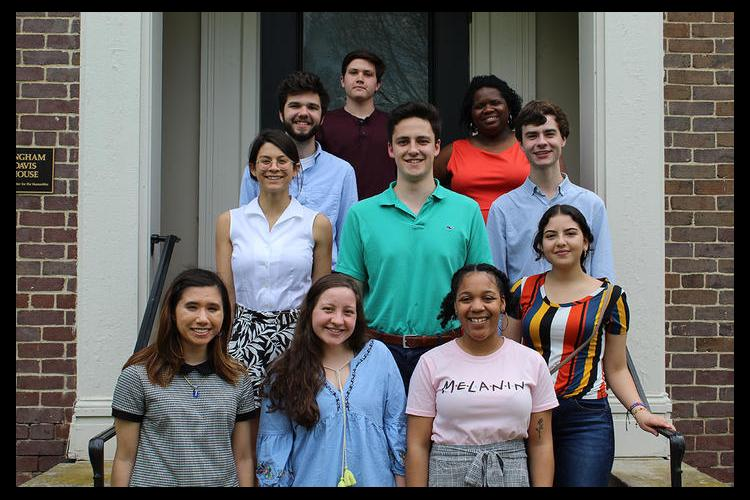 Gaines Center names 12 new scholars for 2019