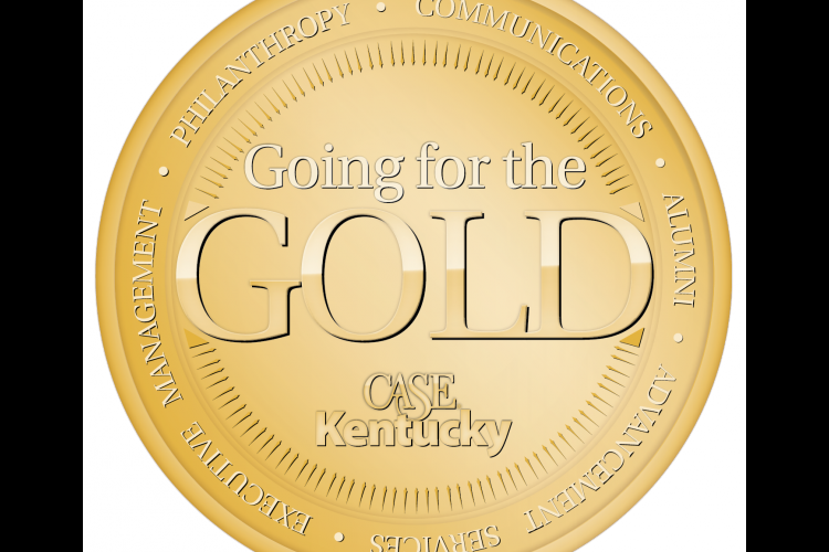 Going for the Gold CASE KY