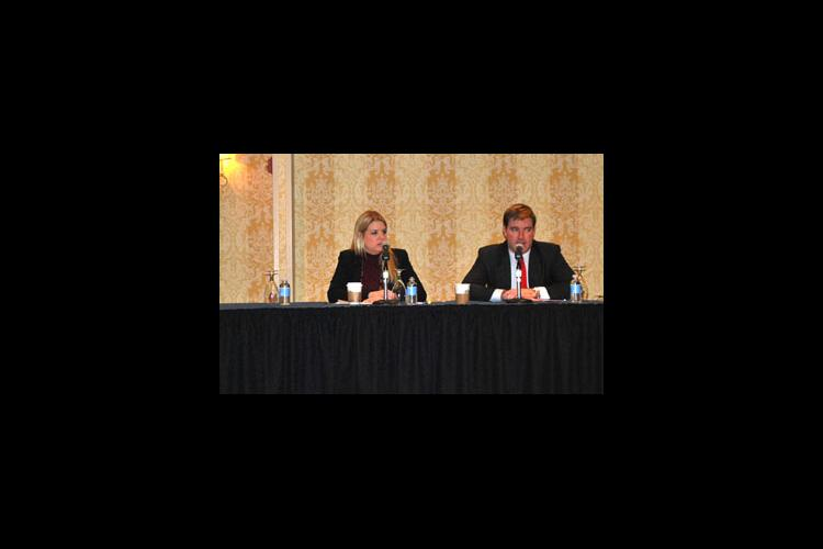 Conference addresses substance abuse issues