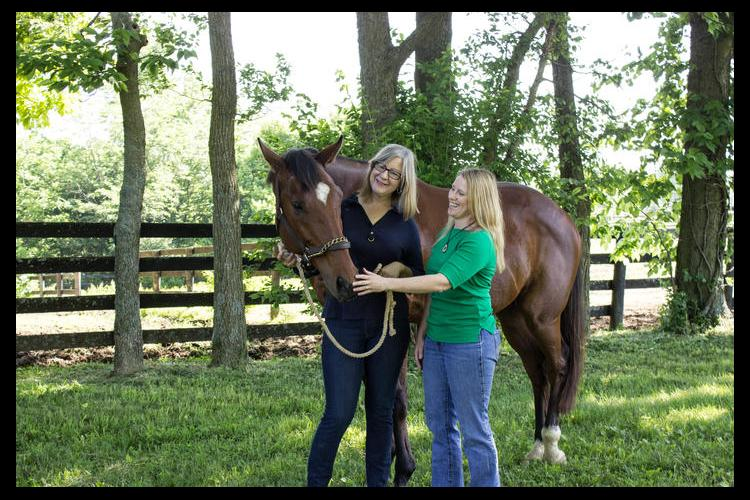 Karin Pekarchik, Kimberly Tumlin and Monopolizer. Photo by Hilary Brown.
