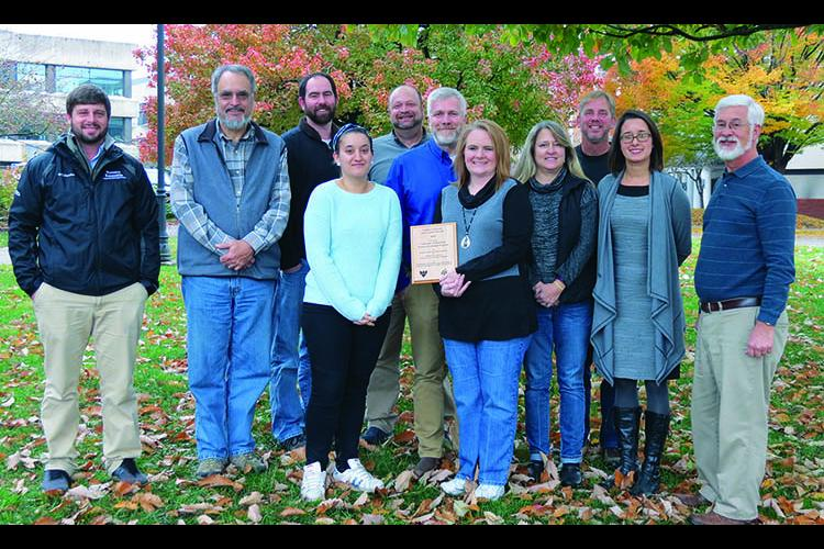 University of Kentucky Forestry and Natural Resources Extension team