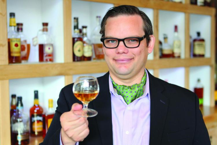 Fred Minnick, author of Whiskey Women