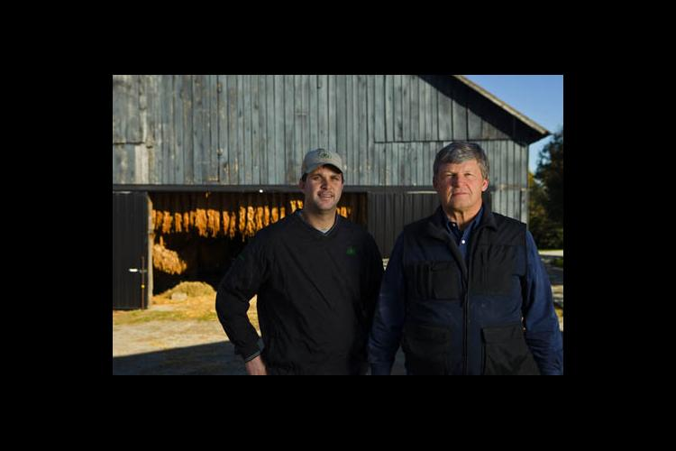 Brennan and Eddie Gilkison are Ky. Ag. Leadership Program alumni.