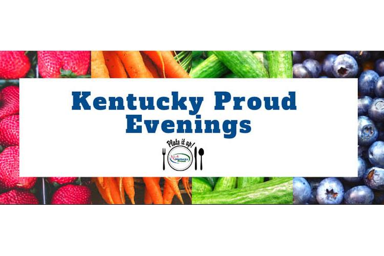 Kentucky Proud Evenings logo