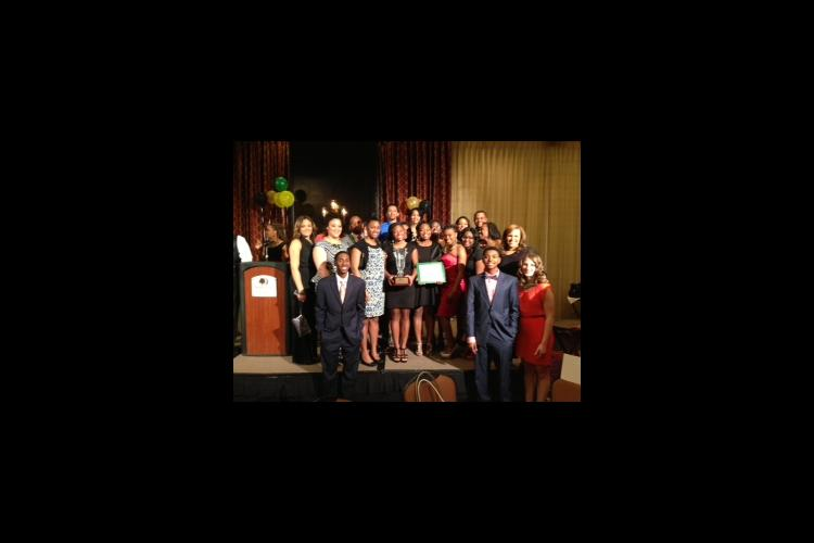 UK MANRRS chapter garners top national honors