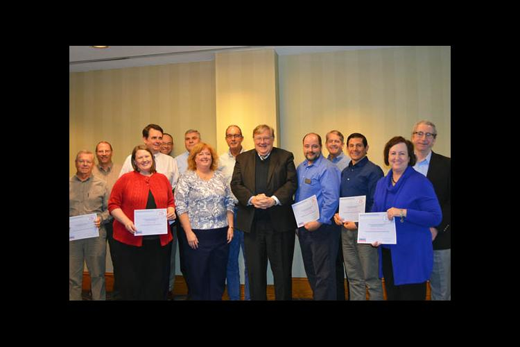 Million Dollar Loan Club 2014 inductees