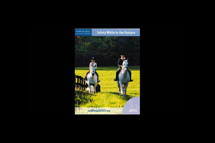 Saddle Up Safely brochure: Safety in the Pasture