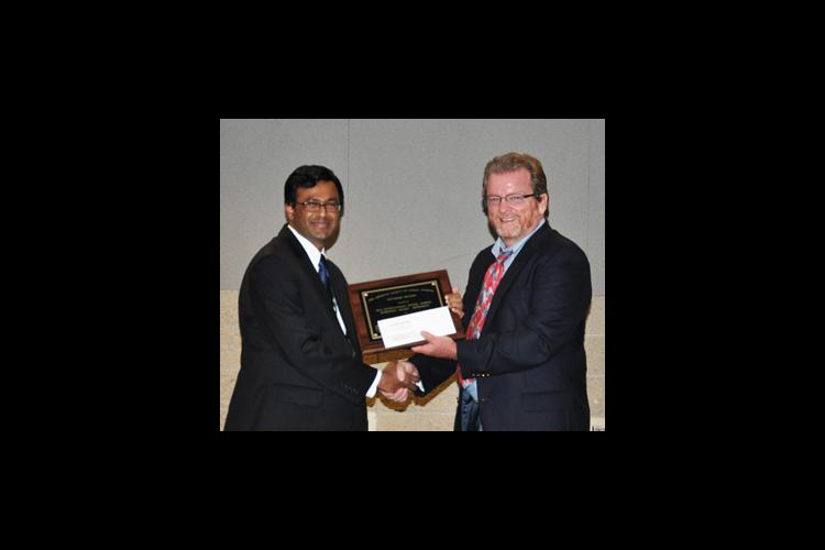 College of Agriculture's Suman receives Young Animal Scientist Award