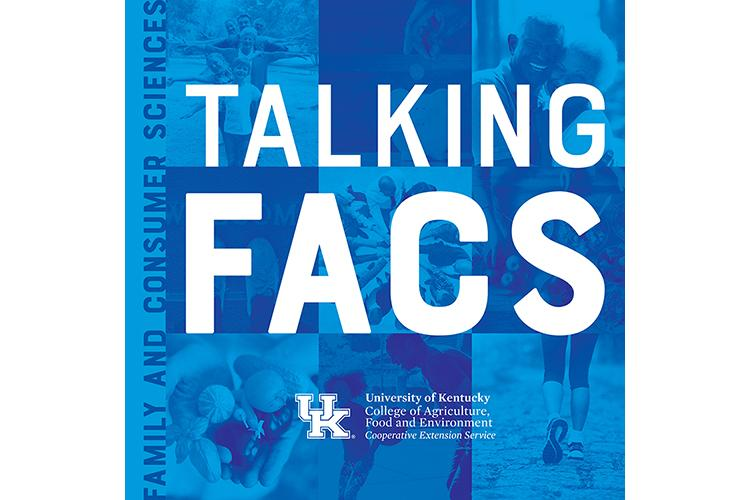 Talking FACS logo