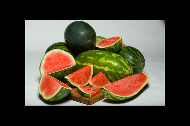 The survey projects 825 acres of watermelon will be planted in 2012.