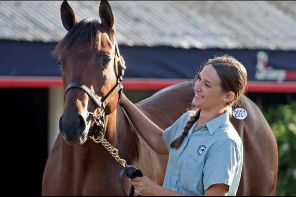 Recent UK graduate Julie Witt is one of only two U.S. students awarded the Godolphin Flying Start scholarship for 2019-2021.