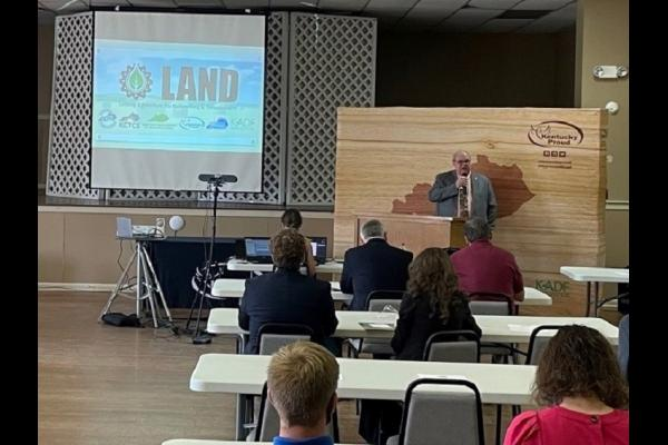 UK extension and LAND forum bridges the gap between agriculture and manufacturing.