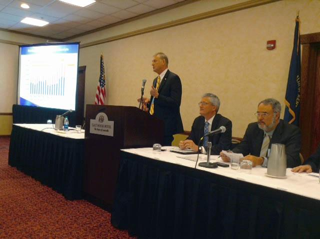 Will Snell discusses the outlook for the 2016 agricultural economy.