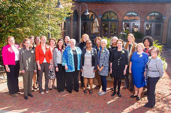 Nominees and winners of CAFEs women empowerment awards