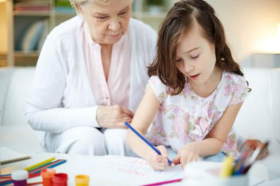 The number of grandparents raising grandchildren is on the rise.