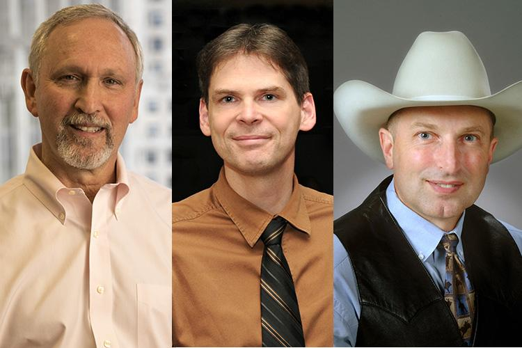 2018 Equine Hall of Fame inductees include Thomas Divers, the late Steeve Giguère and Dickson Varner.