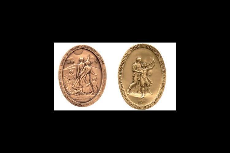 Algernon Sydney Sullivan Medallions