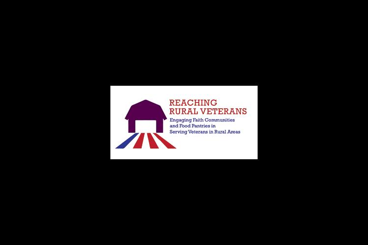 Reaching Rural Veterans logo