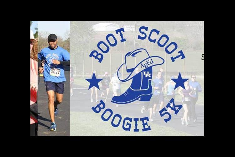 Boot Scoot Boogie 5K