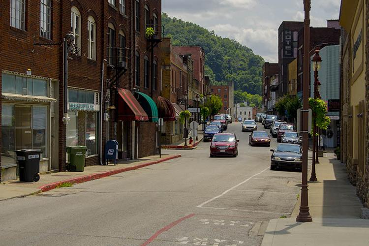 Harlan, Kentucky.