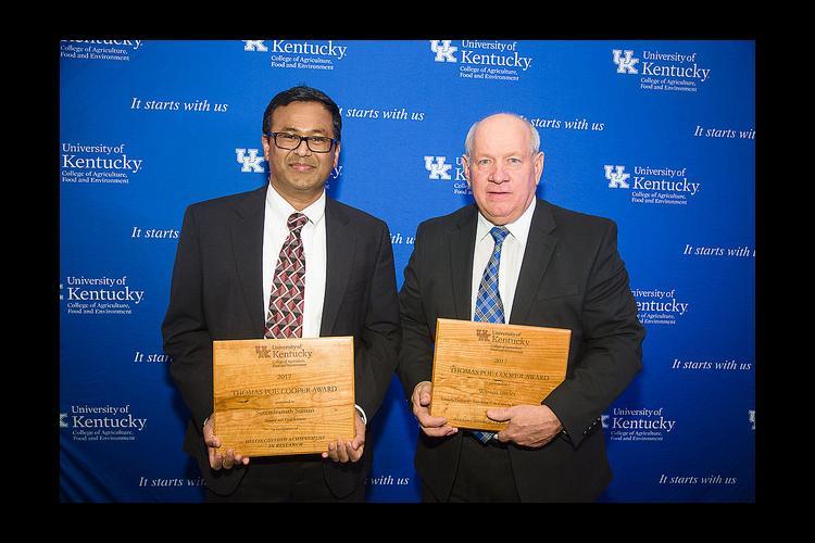 Surendranath Suman and Warren Beeler