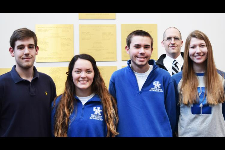UK students from Appalachian counties
