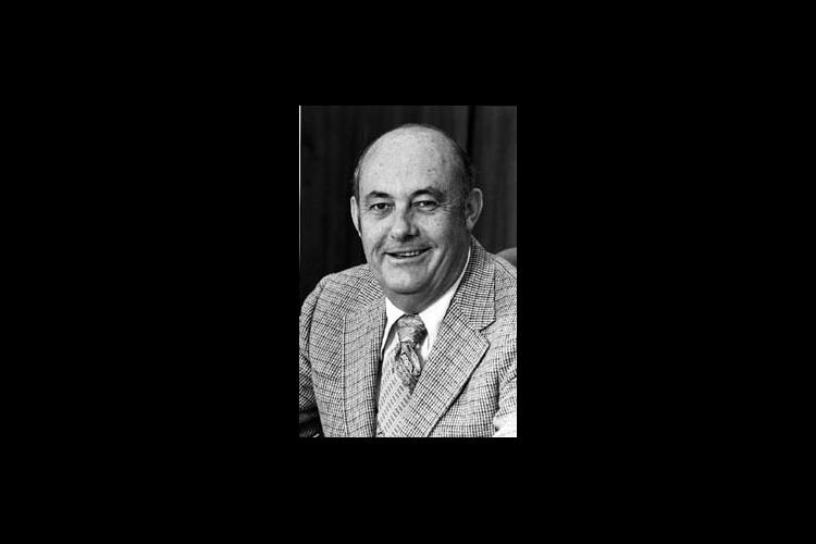Dr. Charles Barnhart was dean of the College of Agriculture from 1968-1988