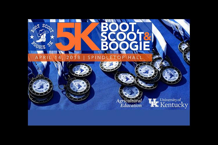 Boot, Scoot, Boogie 5K