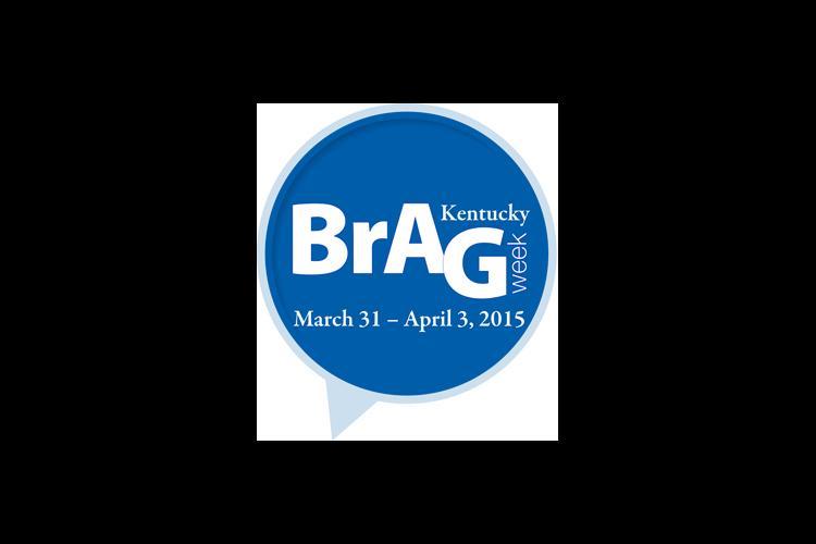 BrAg Blue Logo