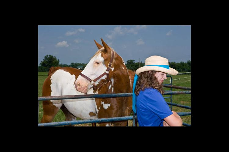 UK Ctr. for Leadership Development will study the effectiveness of using horses to teach.