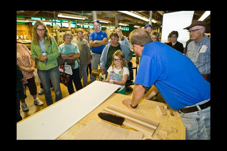 2010 Cutting Board Workshop