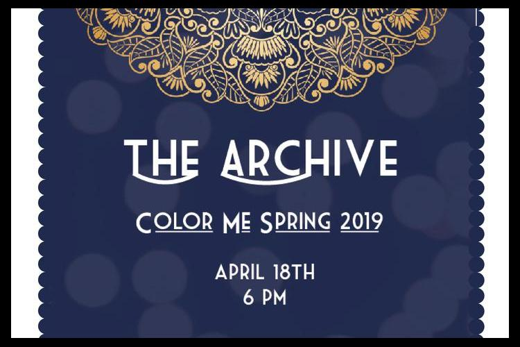 Color Me Spring graphic