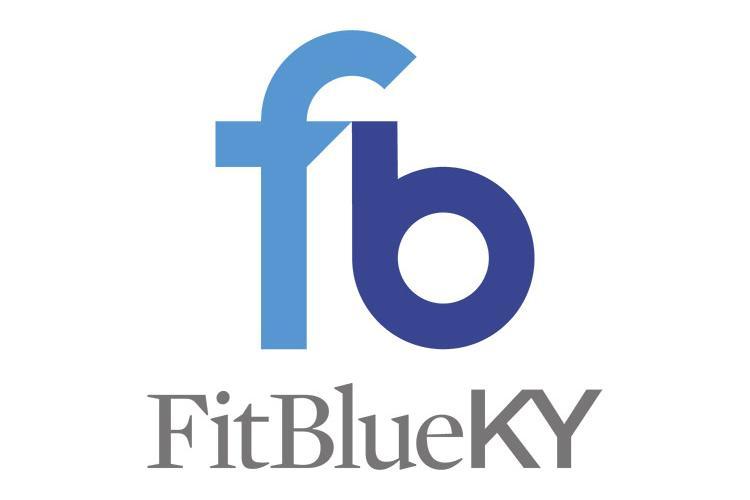 FitBlue Logo