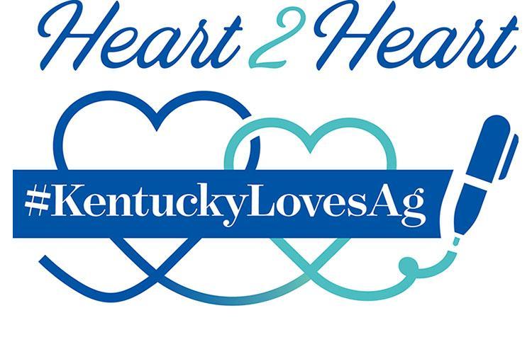 Heart-2-Heart #Kentuckylovesag graphic