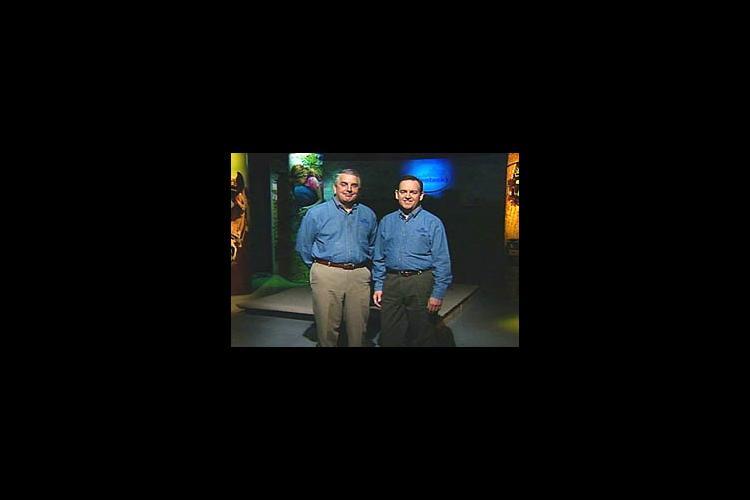 Carl Nathe and Jeff Franklin